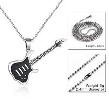 guitar necklace pendants images Pendants unique area jpg