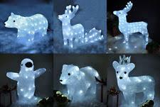 Christmas Outdoor Ornaments Uk by Outdoor U0026 Garden Christmas Decorations Ebay