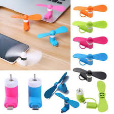 portable fan for iphone micro usb cooler portable mini fan mobile phone for apple iphone 7 6
