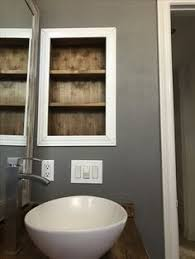 Medicine Cabinets Bathrooms How To Turn Medicine Cabinet Into Open Shelving Open