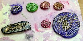 unique clay crafts ideas muryo setyo gallery