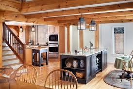 2015 kitchen design honorable mention post and beam kitchen new