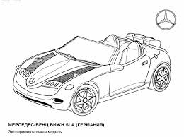 coloring page of a car sheets for race cars printable pages design