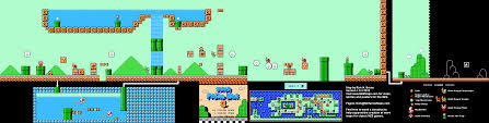 Super Mario World Map by Super Mario Bros 3 World 4 1 Map Png V1 0 Neoseeker Walkthroughs