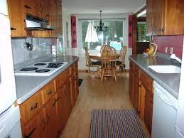eat in kitchen ideas 25 glorious galley kitchen ideas slodive