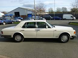 bentley turbo r used acrylic white bentley turbo r for sale cheshire