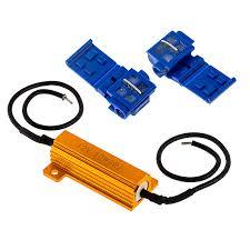 Led Light Load Resistor Kit Led Turn Signal Hyper Flash Warning