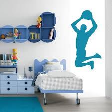 stickers chambre ado sticker décoratif basket dunk http artandstick be custom