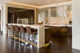 kitchen bar ideas 50 modern kitchen bar stool ideas home pertaining to