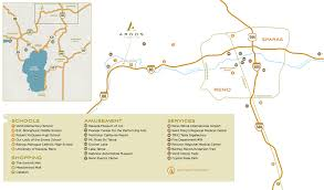 Sparks Nevada Map Resort Luxury Amenities Homes At Meridian 120 Argos And