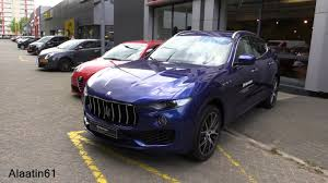 suv maserati interior 2017 maserati levante in depth review interior exterior u0026 10