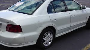 mitsubishi cars white 2001 mitsubishi galant es great car for sale in atlanta marietta