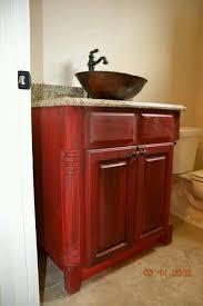 Distressed Bathroom Vanities Double Sink Bathroom Vanity As Bathroom Vanities With Tops And