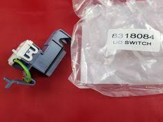 Roper Dishwasher Parts Supco Spdt Switch For Whirlpool Amana Ge Washer Dryer Es16301