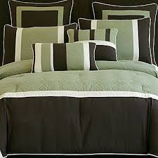 Jcpenney Bed Set Brown And Green Sam U0027s Room Pinterest Comforter Bedrooms And