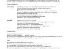 Operations Manager Resume Sample by Fancy Ideas Operations Manager Resume 5 Business Operations