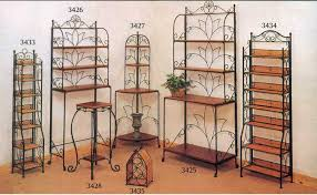 Metal Bakers Rack Nice Metal Bakers Rack Shelving Discount Bakers Rackslakeview Wood