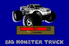 big monster truck game monster truck games games loon