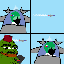 Turkish Meme - what happens when you violate turkish airspace smug frog know