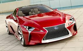 lexus lf fc fuel cell lexus lf c2 convertible is doa 3 row crossover coming instead