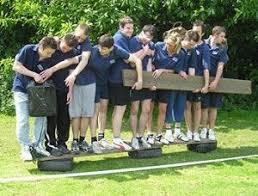 best 25 outdoor team building activities ideas on
