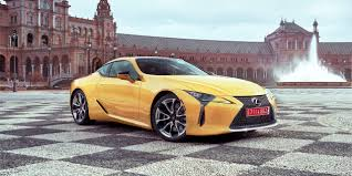 lexus new sports car the seven sexiest cars of 2017 9honey
