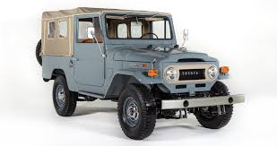 land cruiser vintage toyota land cruiser fj43