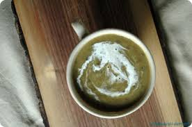 cuisine sans lait soupe de lentilles vertes au panais sans blé sans lait sans oeuf