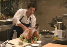the adam sandler thanksgiving song