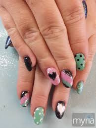 mint green nail designs gallery nail art designs