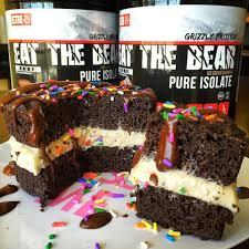 nutrifit cleveland chocolate protein cake