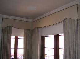 Window Valance Kits Window Blind Valance Window Treatments Cornice With Nail Heads