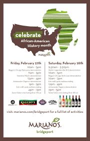 grandma maud u0027s african american history month at mariano u0027s