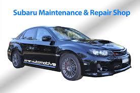 subaru cars black subaru repair and maintenance shop in newberg oregon doran
