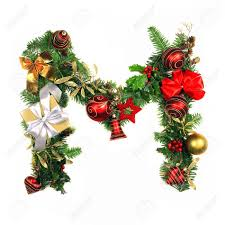 christmas alphabet letter stock photo picture and royalty free