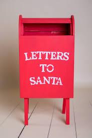 letters to santa mailbox santa mailbox
