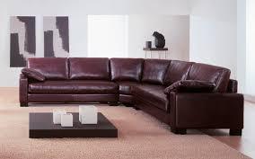 Sofas Leather Corner by Modular Sofa Corner Contemporary Leather Boston Poles