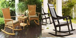 White Patio Rocking Chair by Rocking Chairs For Porch Wooden Outdoor Chair Black Uncategorized