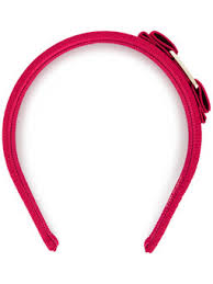hair band salvatore ferragamo hair accessories online farfetch