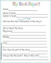 book report template 4th grade best 25 book report templates ideas on book review