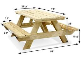 best 25 wooden picnic tables ideas on pinterest backyard picnic