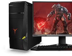 Gaming Desk Tops Lenovo Legion Gaming Desktops Gaming Towers Lenovo Us