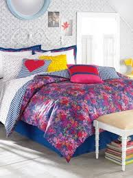 Teenage Bed Comforter Sets by Time For A Room Makeover U2014the Latest Teen Vogue Bedding Collection