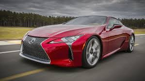 lexus lincoln jobs the 5 best luxury cars from the detroit auto show