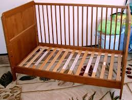 Crib Mattress Base Crib Modification For Accessibility 26 Steps With Pictures