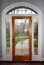 stained glass entry door front doors print front door with leaded glass 52 wood door with