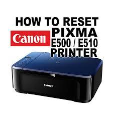 reset printer canon ip2770 error code 006 how to reset canon pixma e510 error e08 youtube