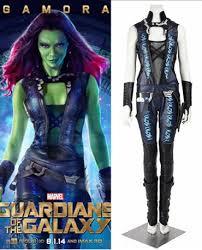 gamora costume guardians of the galaxy gamora costume fast shipping
