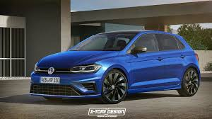 volkswagen cabrio 2018 volkswagen polo r and gti cabrio rendered autoevolution