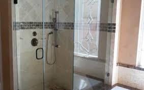 24 Frameless Shower Door Frameless Shower Enclosure Traditional Bathroom Houston By Amazing